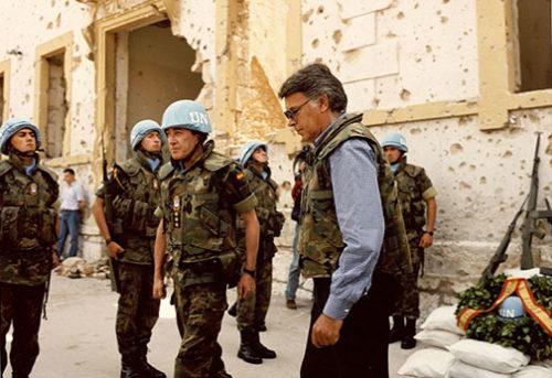 Representante de la Organización para la Seguridad y la Cooperación Europea (OSCE) y de la Unión Europea para la República Federal de Yugoslavia