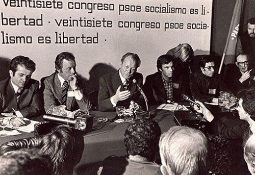 """Vicepresidente de la Internacional Socialista. Presidió la Comisión """"Progreso Global""""."""